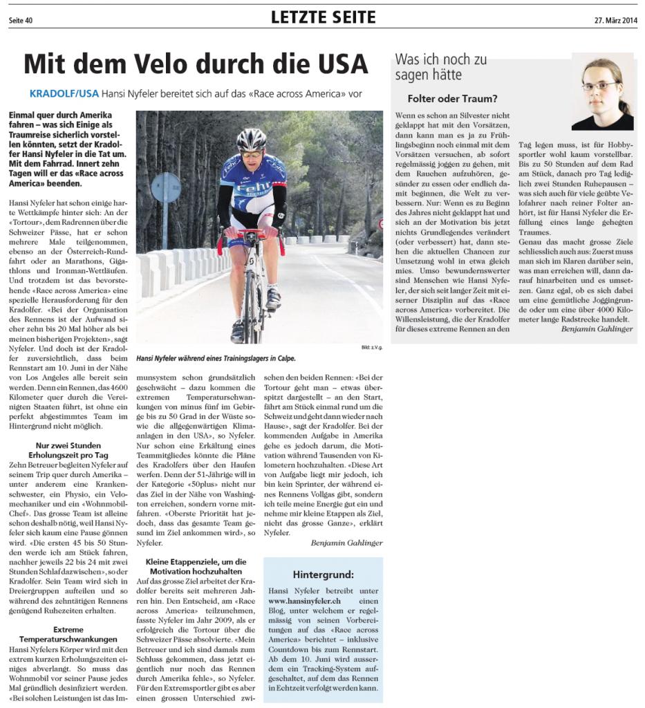 Oberthurgauer Nachrichten