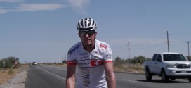Trainingsfahrt nach Mecca am Salton Sea