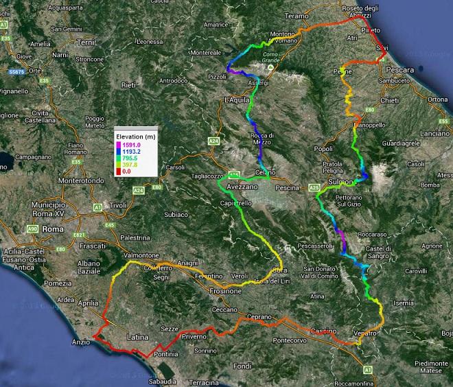 Strecke_Race-across-Italy