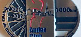 Tortour vs. 1000+ km Audax Suisse Brevet 2018