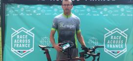 Ready für den Start  // Race Across France 2019