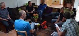 Workshop mit super RAAM-Team