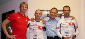 Treffen mit Doc Weingart in der Wohlfühlpraxis in Amriswil