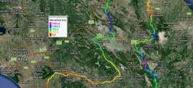 Letzte Vorbereitungen für das Race Across Italy laufen