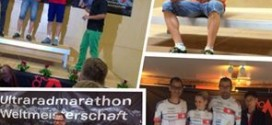 Weltmeister 50+ im Ultracycling 2015
